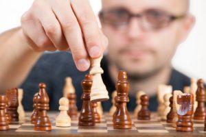 チェスゲームの戦略